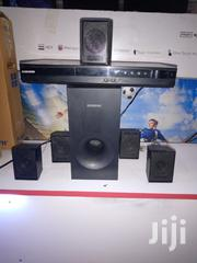 Samsung 330 Watts DVD Home Theater System Uk Used | Audio & Music Equipment for sale in Central Region, Kampala