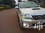 New Toyota Hilux 2013 SR5 4x4 Silver | Cars for sale in Central Region, Kampala