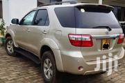 Toyota Fortuner 2008 Silver | Cars for sale in Central Region, Kampala