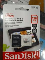 Sandisk Ultra 128gb Memory Card With Adapter | Computer Accessories  for sale in Central Region, Kampala