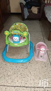 Baby Walker Ang Potty Box | Toys for sale in Central Region, Kampala