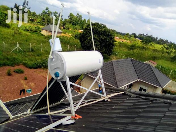 Archive: Solar Water Heaters