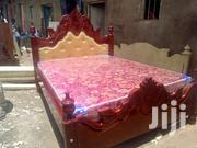 Bed 5 By 6 With Mattress | Furniture for sale in Central Region, Kampala