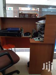 L-reception Table, Office Table, Office Chair | Furniture for sale in Central Region, Kampala