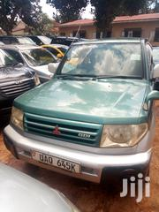 Mitsubishi Pajero IO 1998 Green | Cars for sale in Central Region, Kampala