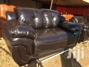 Leather Sofa Set 6 Seater   Furniture for sale in Central Region, Kampala
