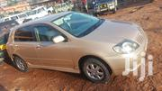 Toyota Allex 2011 Gold | Cars for sale in Central Region, Kampala