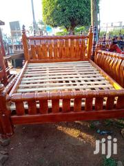 German Bed 5 By 6 | Furniture for sale in Central Region, Kampala