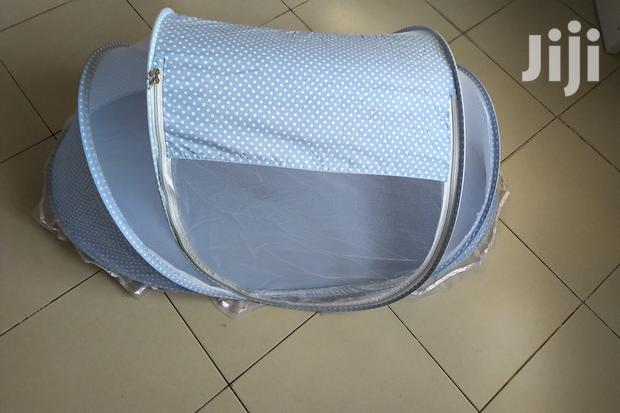 Archive: Portable/Foldable Baby Bed With Mattress and Pillow
