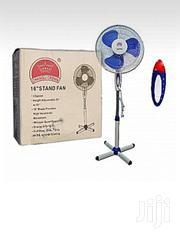"Brand New 16"" Changli Crown Stand Fan 