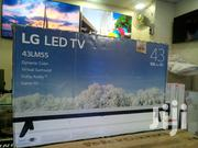New LG 43 Inches LED Digital/Satellite Flat Screen Tv, 2019 Model | TV & DVD Equipment for sale in Central Region, Kampala
