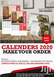 Book Your 2020 Calenders   Computer & IT Services for sale in Central Region, Kampala