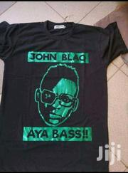 JOHN BLAQ T-Shirts . Best Quality at 18000 Only | Clothing for sale in Western Region, Kibaale