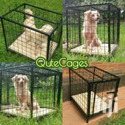 Durable Dog Sanctuary Cage For Small Dogs And Puppies | Pet's Accessories for sale in Central Region, Wakiso