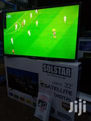 "SOLSTAR 32"" Digital Satellite TV 