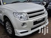 Mitsubishi Pajero 2010 3.2 Di-Dc GLS White | Cars for sale in Central Region, Kampala
