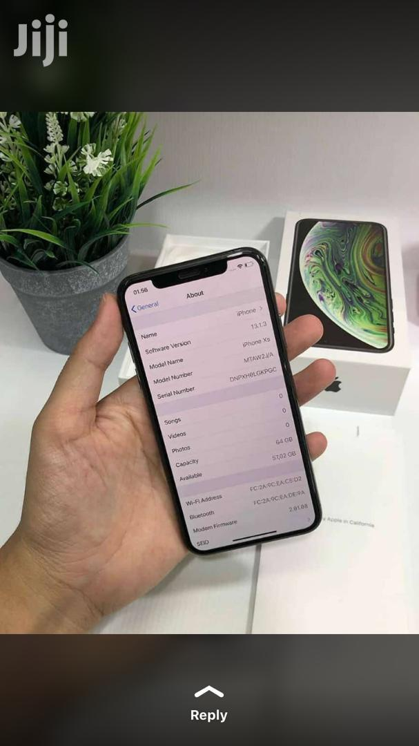 Archive: Brand New Original Sealed Apple iPhone XS Max