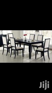 6 Seater Dinning Set With White Seats | Furniture for sale in Central Region, Kampala