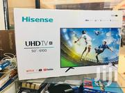 Hisense 50 Inches 4K UHD Tv | TV & DVD Equipment for sale in Central Region, Kampala