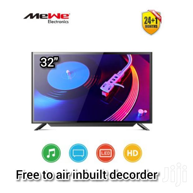 Archive: Mewe Digital LED TV 32 Inches