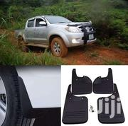 Hilux Vigo Mud Flaps Set | Vehicle Parts & Accessories for sale in Central Region, Kampala