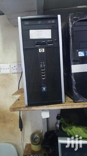 Desktop Computer HP 2GB Intel Core 2 Duo HDD 250GB | Laptops & Computers for sale in Central Region, Kampala