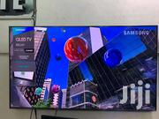 Samsung Flat 4K UHD TV 55 Inches | TV & DVD Equipment for sale in Central Region, Kampala