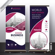 Pull-Up Banner | Computer & IT Services for sale in Central Region, Kampala