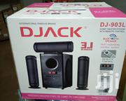 Djack Multimedia Speaker System DJ-903L Black | Audio & Music Equipment for sale in Central Region, Kampala