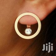 Korean Rare Hanging Crystal Stud Earrings For Duchesses | Jewelry for sale in Central Region, Kampala
