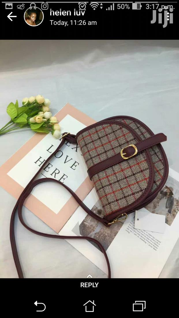 Archive: Casual Cross Bag