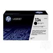 HP 13A Black Original Laser Jet Toner Cartridge | Accessories & Supplies for Electronics for sale in Central Region, Kampala