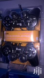 Brand New Double Shock PC Game Controllers | Video Game Consoles for sale in Central Region, Kampala