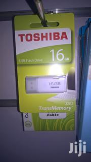 Brand New Toshbia Flash Drives 16GB | Computer Accessories  for sale in Central Region, Kampala