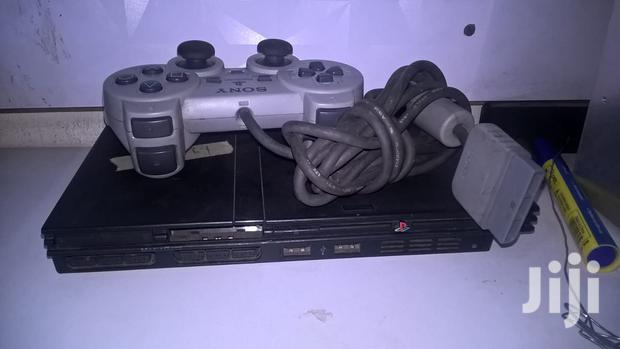 PS2 Console Chipped With Original Controller