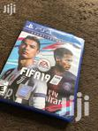 Quick Sale!! FIFA 19 Game For Ps4   Video Games for sale in Kampala, Central Region, Uganda