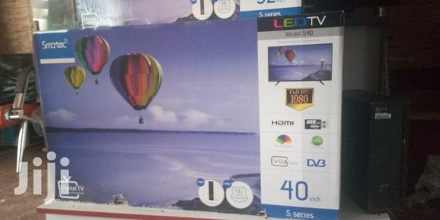 Smartec Flat Screen Digital Tv 40 Inches