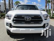 Toyota Tacoma 2017 White | Cars for sale in Central Region, Kampala