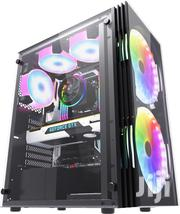 ATX/MATX Glass Chassis Computer Case   Computer Hardware for sale in Central Region, Kampala