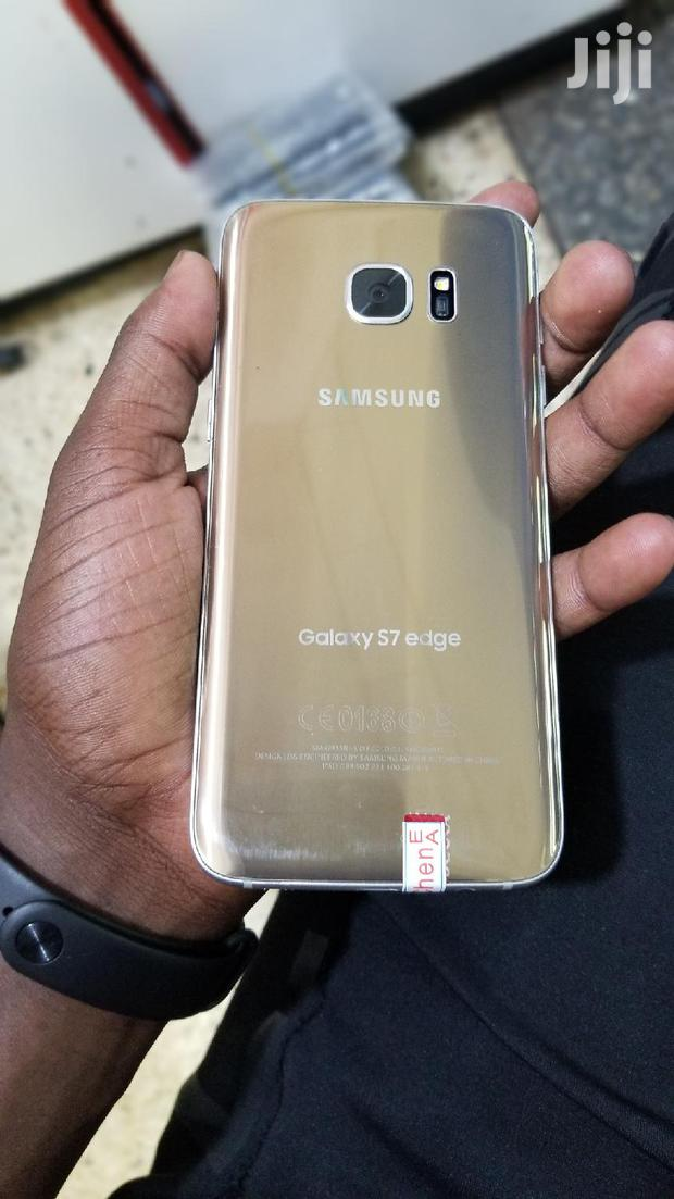 Archive: New Samsung Galaxy S7 edge 32 GB Gold