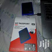 WD 500GB My Passport Go SSD Cobalt Portable External Harddrive 3.0 | Computer Hardware for sale in Central Region, Kampala