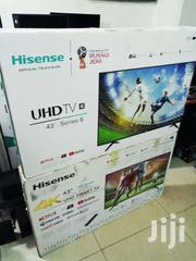 Brand New Hisense 43inches Smart 4k UHD | TV & DVD Equipment for sale in Central Region, Kampala
