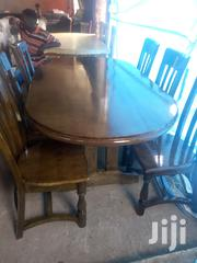 Daining Table Six Chairs   Furniture for sale in Central Region, Kampala