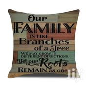 African Themed Scripture Cushion Cover | Home Accessories for sale in Central Region, Kampala