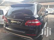 Mercedes-Benz M Class 2012 Black | Cars for sale in Central Region, Kampala