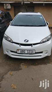 Toyota Wish 2016 White | Cars for sale in Central Region, Kampala