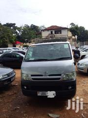 New Toyota HiAce 2005 Silver   Cars for sale in Central Region, Kampala