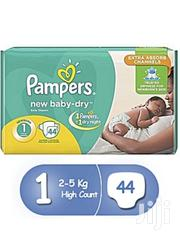 Pampers Size 1 (44 Pcs) 2-5kg | Baby & Child Care for sale in Central Region, Kampala
