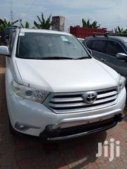 Toyota Kluger 2009 White | Cars for sale in Central Region, Kampala