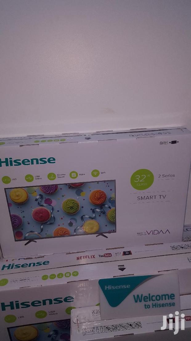 Hisense Smart LED Tv 32 Inches